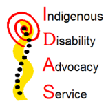 Indigenous Disability Advocacy Service (IDAS) Website Logo
