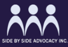 Side by Side Advocacy Logo