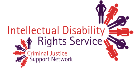 Intellectual Disability Rights Service logo