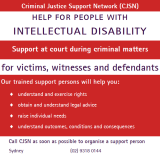 Small picture of CJSN court poster